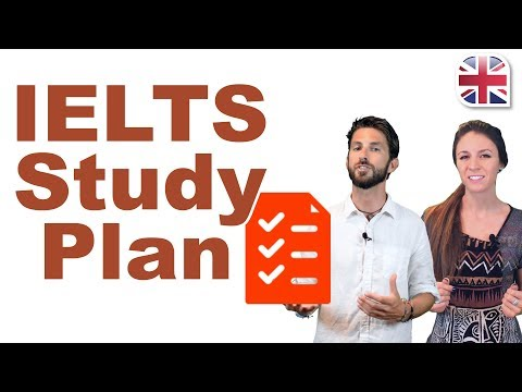IELTS Study Plan - Prepare for the IELTS Exam in 6 Steps - YouTube