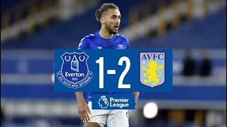Everton 1-2 Aston Villa Pekan 34