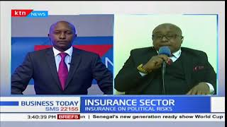 Insurance sector: Insurance on political risks