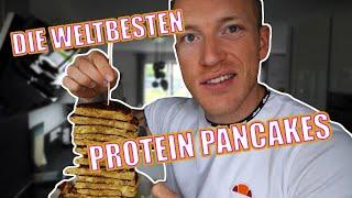 Die BESTEN PROTEIN PANCAKES der WELT! - Kochen mit Kay