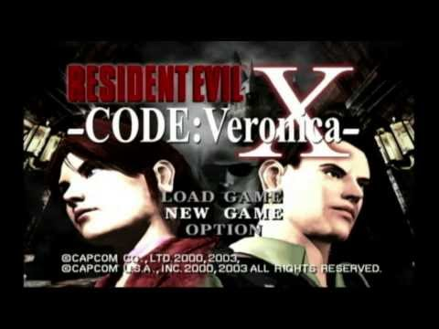 resident evil code veronica x wii iso