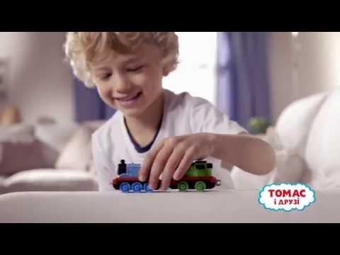 Модель Mattel Паровозик Томас и его друзья Adventures (в ассорт.) в категории Железные дороги, поезда, аксессуары