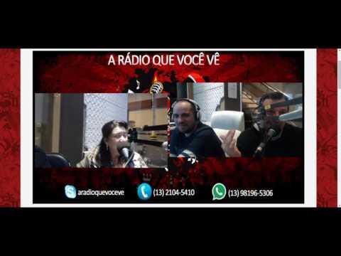 17 anos e uma história de amor, Claudio Marcellini e Daniela – RadioCity Santos 2017