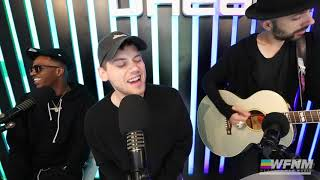 MKTO - Shoulda Known Better (Live) - WE FOUND NEW MUSIC with Grant Owens