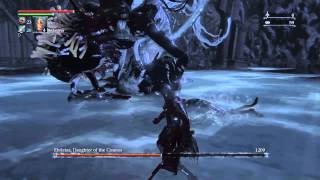 Bloodborne-daughter of the cosmos  is not that hard. - Video Youtube