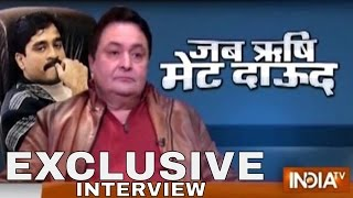 In Exclusive Interview: Rishi Kapoor Accepts He Met Dawood, Bought Award For Bobby