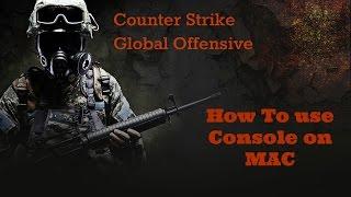 HOW TO OPEN CSGO CONSLE ON MAC