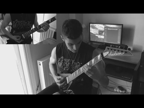 Bullet For My Valentine - Her Voice Resides Guitar Cover HD