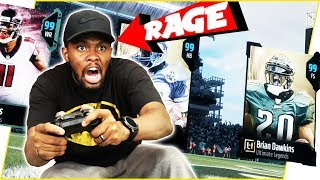 PLAYING A TEAM STACKED WITH 99'S AFTER NOT PLAYING FOR A MONTH! - Madden 18 Gameplay