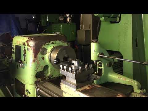 MetalExport 1500 mm Lathe Machine