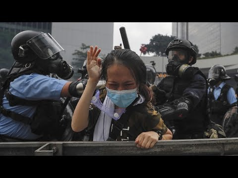 Hong Kong government takes a step back on extradition law
