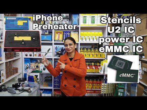 eMMC iC Repairing Course All Dead Mobile phone Solutions