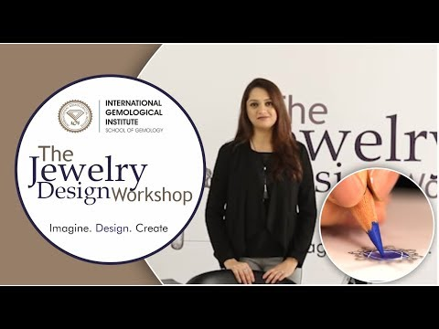 IGI's – The Jewelry Design Workshop Episode 1- Start with the basics of designing.