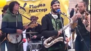 День уличной музыки - 2017. Санкт - Петербург. Малая Садовая