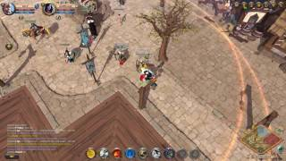 Cursed Staff Warlock Style Build Guide - Albion Online