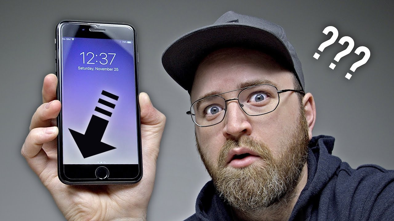 The Invisible iPhone Button... thumbnail