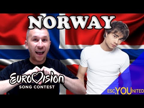 Norway in Eurovision: All songs from 1960-2018 (REACTION)