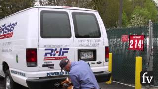 R. H. Foster unveils propane fueling terminal in Ellsworth