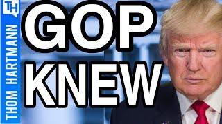 Trump Knew COVID Would Kill Americans...