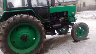 Огляд трактора ЮМЗ 6
