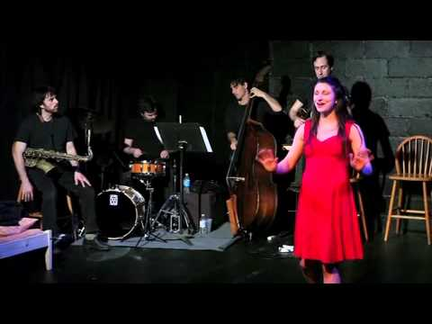 Detour Ahead- Jessica Lewis and jazz band (A Map of the Ocean's Floor) Opening Night