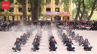 12D4 Nhảy dân vũ vòng sơ khảo