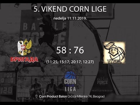Brigada - Vitez Corn Plus Liga Sezona 2019/2020