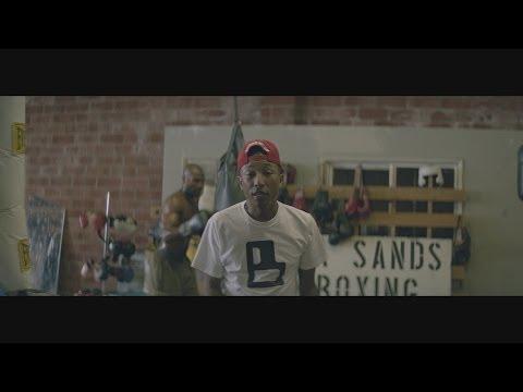 Pharrell Williams - Happy (1PM) ft. Tyler, The Creator, Earl Sweatshirt and Jasper Dolphin
