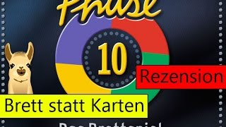 Phase 10 - Das Brettspiel / Anleitung & Rezension / SpieLama