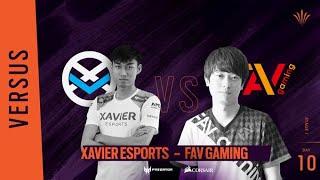 Xavier Esports vs FAV Gaming // Rainbow Six APAC North Division - Playday #10