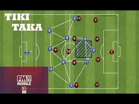 Football Manager 2019 Mobile - Unbeaten tactics - смотреть онлайн на