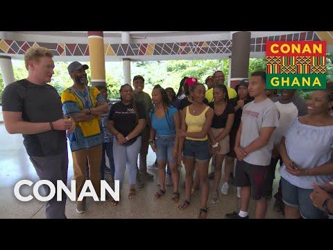 Conan v Ghaně #7: Rok návratu