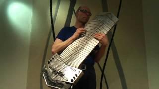 Гитара, 24-струнный бас