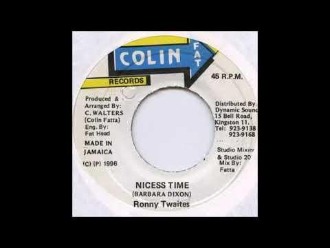 Ronnie Twaites – Nicest Time (1996) Sexy Lover Riddim
