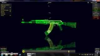 How AK47 Works In Slow Motion