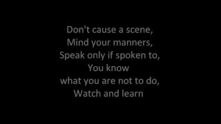 The Ditty Boms - Wake up (Grey's anatomy) con testo (with lyrics)