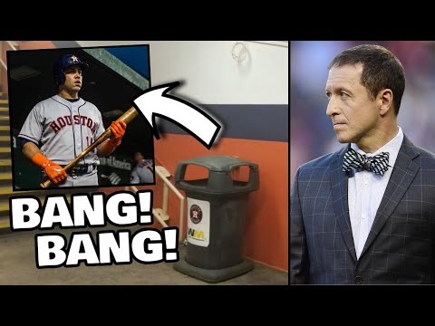 THE HOUSTON ASTROS 100% CHEATED... (proof & memes)