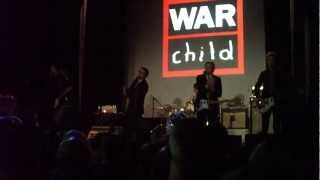 """Spector - """"Friday Night, Don't Ever Let It End"""" @ Islington Assembly Hall, London 2012-11-18"""