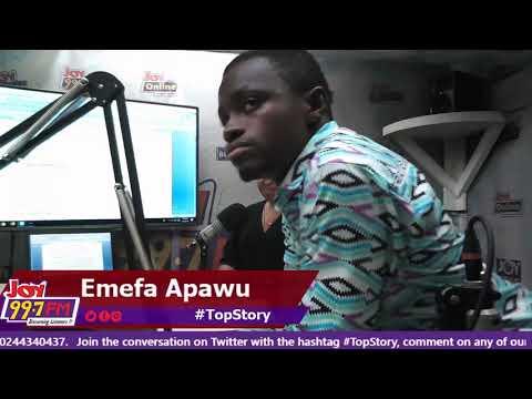Top Story on Joy FM (27-9-18)