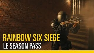 Rainbow Six Siege –Trailer Season Pass