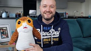 How To Clean / Wash A Build-A-Bear Plush With A Sound Box (featuring Pog the Porg!)   Rick Adams