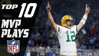 Top 10 MVP Plays of the 2016 Regular Season   NFL Highlights