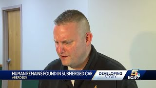 Sunken car pulled from Ohio River registered to man missing since 2006