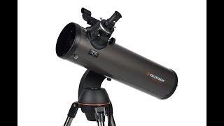 Celestron NexStar 130SLT Computerized Telescope REVIEW