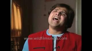Himesh Reshammiya sings his favourite ditties for us in his