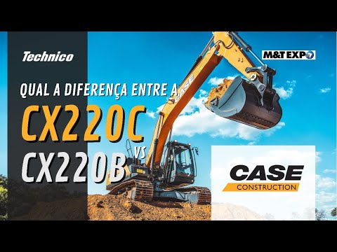 Case M&T CX220