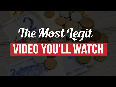 How To Make Money From Home FAST (2018) – The Most Legit Video You'll Watch