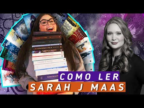 A MELHOR ORDEM PARA LER SARAH J. MAAS | O Guia definitivo