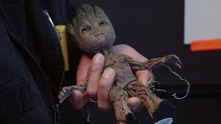 Marvel's Guardians of the Galaxy Vol. 2 - Visual Effects: Designing Baby Groot - Marvel NL