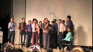 Keep Me Crazy by Chris Wallace - Nuance All-Male A Cappella